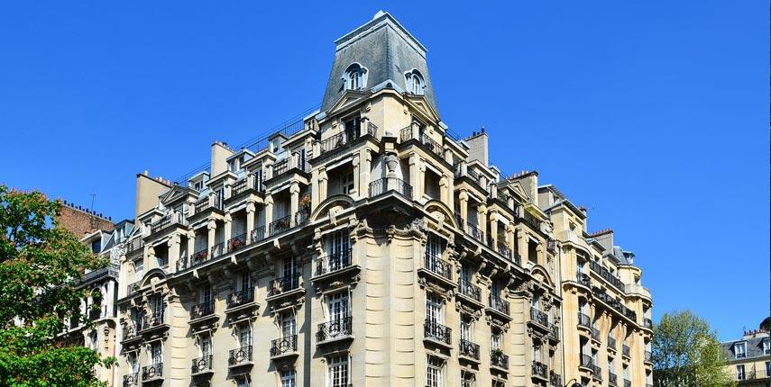 Prix de l'immobilier en baisse à Paris ?